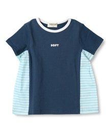 RADCHAP/ボーダー切替Tシャツ/501972335