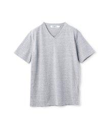 UNION STATION/ジャガードボーダーTシャツ/501976737