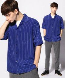 UNION STATION/総柄オープンカラーシャツ/開襟シャツ [JAPAN FABRIC]/501977571