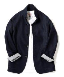 SHIPS MEN/SU: カラミ スタンドカラー ジャケット/501980131