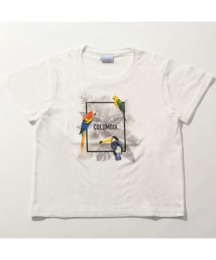 コロンビア/レディス/デイジーフォレストウィメンズショートスリーブTシャツ