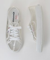 BEAUTY&YOUTH UNITED ARROWS/【国内exclusive】<SUPERGA>TRANS PARENT スニーカー/501980512