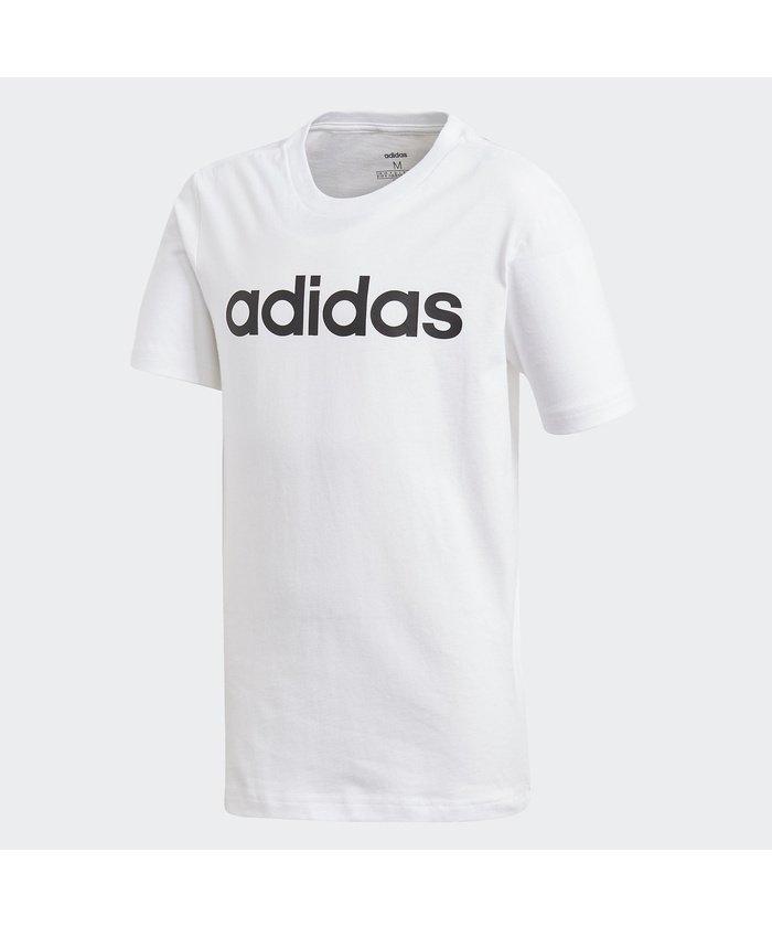 アディダス/キッズ/B CORE リニアロゴ Tシャツ