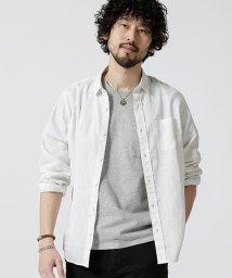 nano・universe/Herdman Linenシャツ LS/501980657
