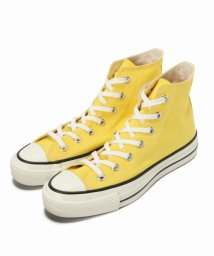 IENA/CONVERSE CANVAS ALL STAR J HI(イエロー)/501980673