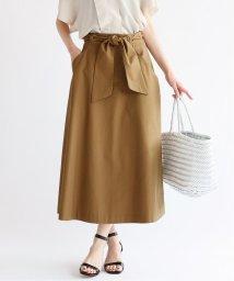 IENA/《予約》ツイルリボンスカート◆/501980740