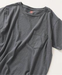 SLOBE IENA/《予約》HANES×SLOBE別注 クルーネックTシャツ◆/501980891