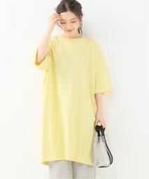 IENA/UNFIL オーバーサイズ Tシャツワンピース/501981388