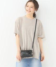 IENA/UNFIL リネン オーバーサイズTシャツ/501981395