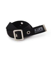 PINK-latte/ハトメ使いテープベルト/501981678