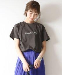 Spick & Span/Weekender T-shirt/501981985