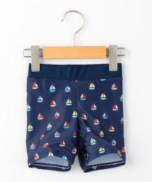 SHIPS KIDS/SHIPS KIDS:ヨット スイム ボクサー(90~130cm)/501982022