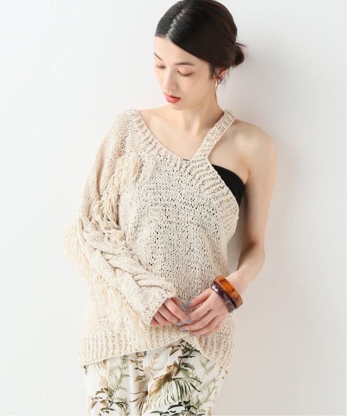 【ONE ON ONE(ワンオンワン)】Amorgos sweater:セーター