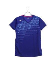 MIZUNO/ミズノ MIZUNO レディース バレーボール 半袖Tシャツ プラクティスシャツ(ウィメンズ) V2MA928125/501982266
