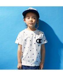BREEZE / JUNK STORE/Champion(チャンピオン)サガラワッペン付きTシャツ/501589018