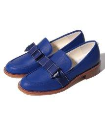 LANVIN en Bleu (SHOES)/リボンモチーフローファー/501681510