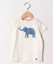 LAGOM/[ズーラシアコラボ]インドゾウTシャツ/501965724