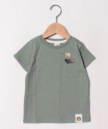 LAGOM/[ズーラシアコラボ]ゴールデンターキンTシャツ/501965729
