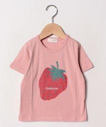 b-ROOM/フルーツプリントTシャツ/501969694