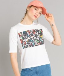 agnes b. FEMME/SCC1 TS アーティストTシャツ/501970199