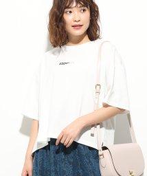 ViS/【一部店舗限定】フロント刺繍ロゴビッグTシャツ/501982093