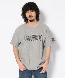 AVIREX/ハニカム ヴァーシティ Tシャツ/HONEYCOMB YOKE SLEEVE VARSITY T-SHIRT/501982903