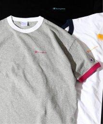 JOURNAL STANDARD/《予約》CHAMPION×JS / チャンピオン別注 : リンガーTシャツ/501983331