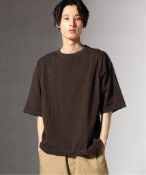 J.S Homestead/WIDE SILHOUETTE elbow-length Tシャツ/501983373