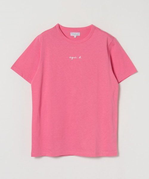agnes b. HOMME(アニエスベー オム)/【WEB限定】S179 TS ロゴTシャツ/8807S179E19