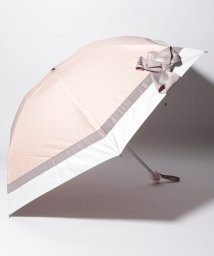 LANVIN en Bleu/グログランリボン折り畳み傘/501936010