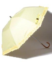 LANVIN en Bleu/フリルデザイン折りたたみ傘/501936011