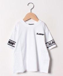 XLARGE KIDS/袖ラインTシャツ/501969758