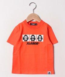 XLARGE KIDS/3ファニーゴリラTシャツ/501969760