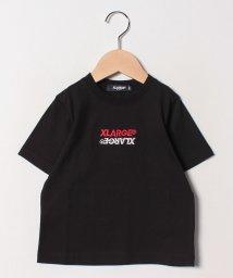 XLARGE KIDS/折り返しロゴTシャツ/501969761