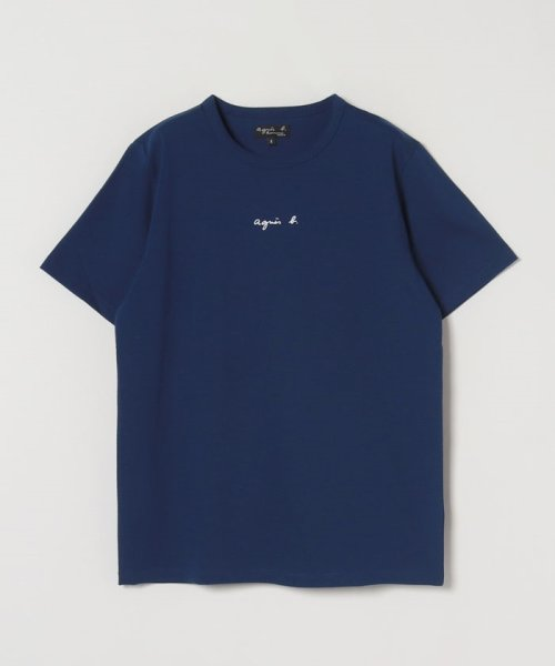 agnes b. HOMME(アニエスベー オム)/【WEB限定】SCI0 TS ロゴTシャツ/8807SCI0E19