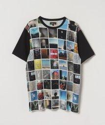 agnes b. HOMME/JEN1 TS フォトプリントTシャツ/501970095