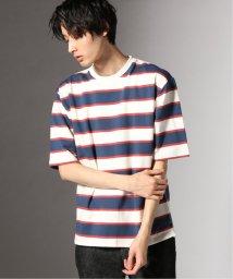 JOURNAL STANDARD/マルチボーダーH/S Tシャツ/501983468