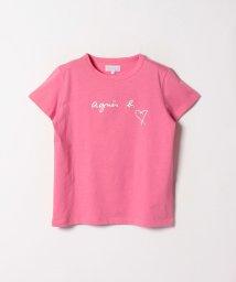 agnes b. FEMME/【WEB限定】SBX4 TS ロゴTシャツ/501646789