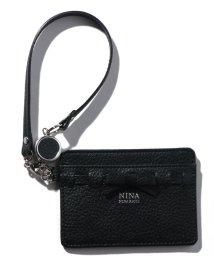 NINA NINA RICCI/リール付きパスケース【ヴィーナスパース】/501970657