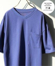 JOURNAL STANDARD relume Men's/【汗染み防止・吸水速乾】TEC COTTON VネックTシャツ/501983549