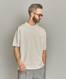 BEAUTY&YOUTH UNITED ARROWS/BY 1ポケット ニット Tシャツ/501983694
