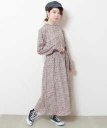 framesRayCassin/花柄シャーリングワンピース/501984649
