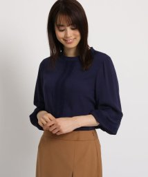 SunaUna/【洗える】レースラインブラウス/501985575