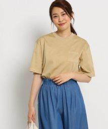 Dessin/スムースコットンゆるシルエットTシャツ/501985582