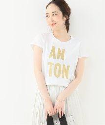 IENA/THE NEWHOUSE ANTON クルーネックTシャツ/501985624