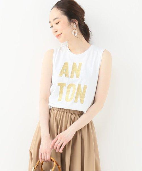 IENA(イエナ)/THE NEWHOUSE ANTON ノースリーブTシャツ/19070910005210