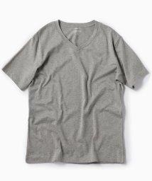 SHIPS MEN/SC: アメリカンシーアイランドコットン Vネック Tシャツ/501986044