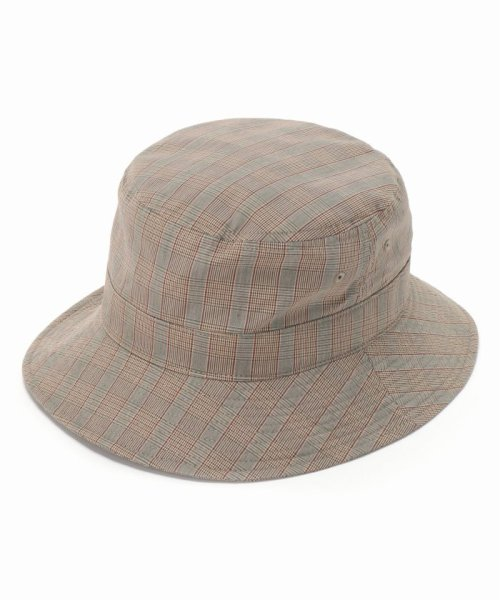JOURNAL STANDARD relume Men's(ジャーナルスタンダード レリューム メンズ)/AGREEMENT×JOURNAL STANDARD relume PATTERN HAT/19095464502010