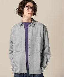 417 EDIFICE/CURLY / カーリー CLOUDY LS SHIRTS/501986547