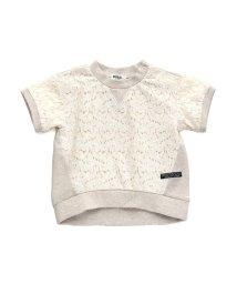 BREEZE / JUNK STORE/レース切替Tシャツ/501589003